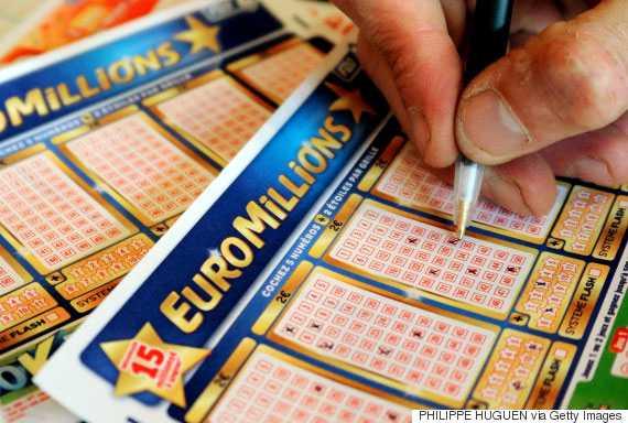 Английская лотерея lotto