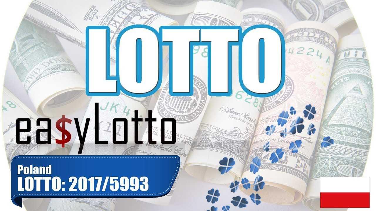 Polskie lotto lotto (6 z 49)