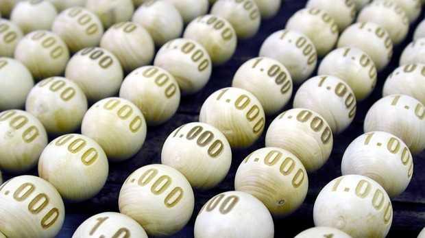 Encontre números para a loteria infantil 2020