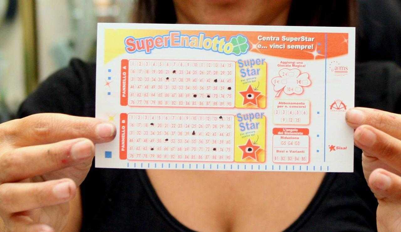 итальянская лотерея