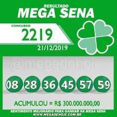 Lotería brasileña mega sena