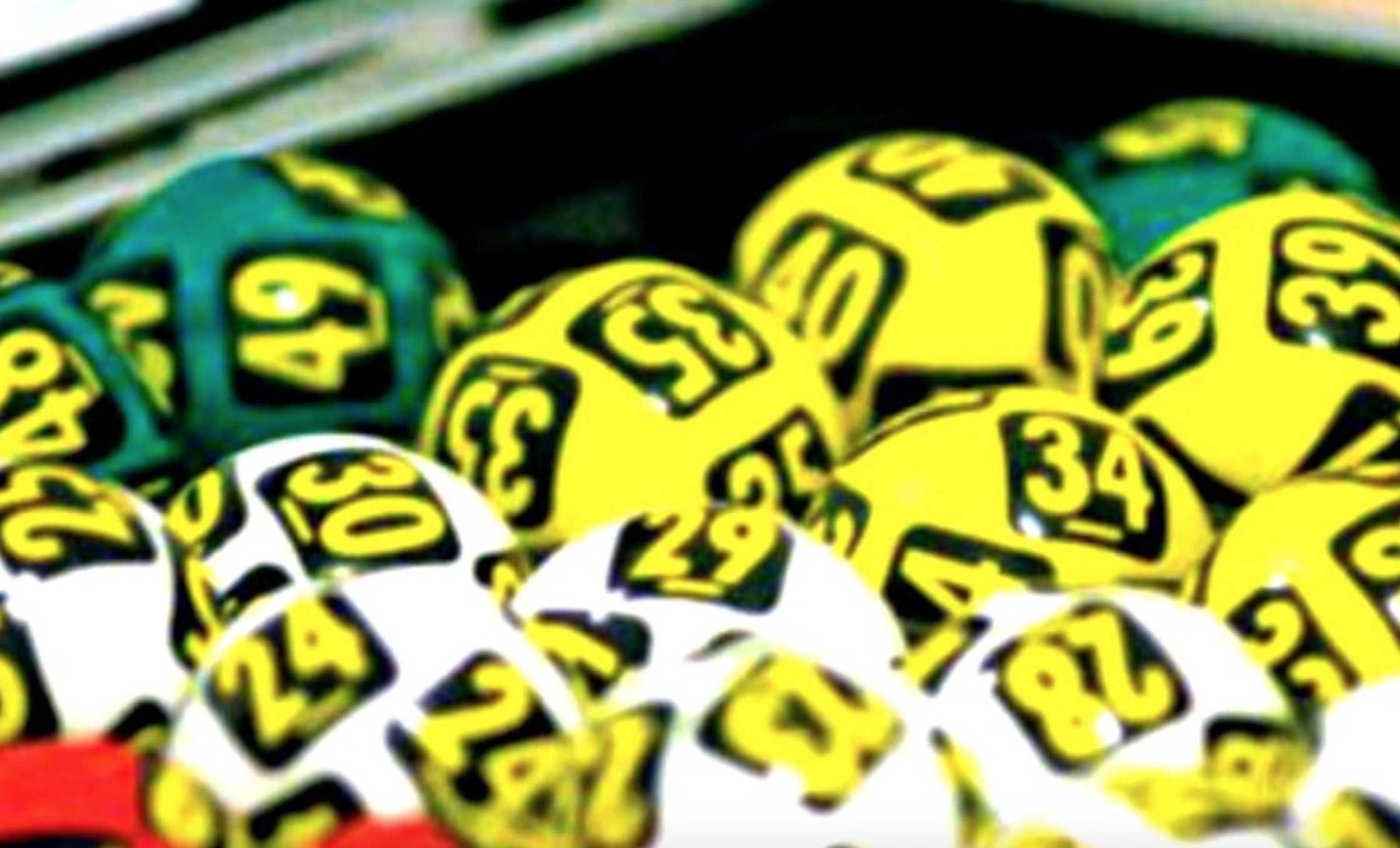 Rumensk lottolotteri 6/49 (6 av 49)