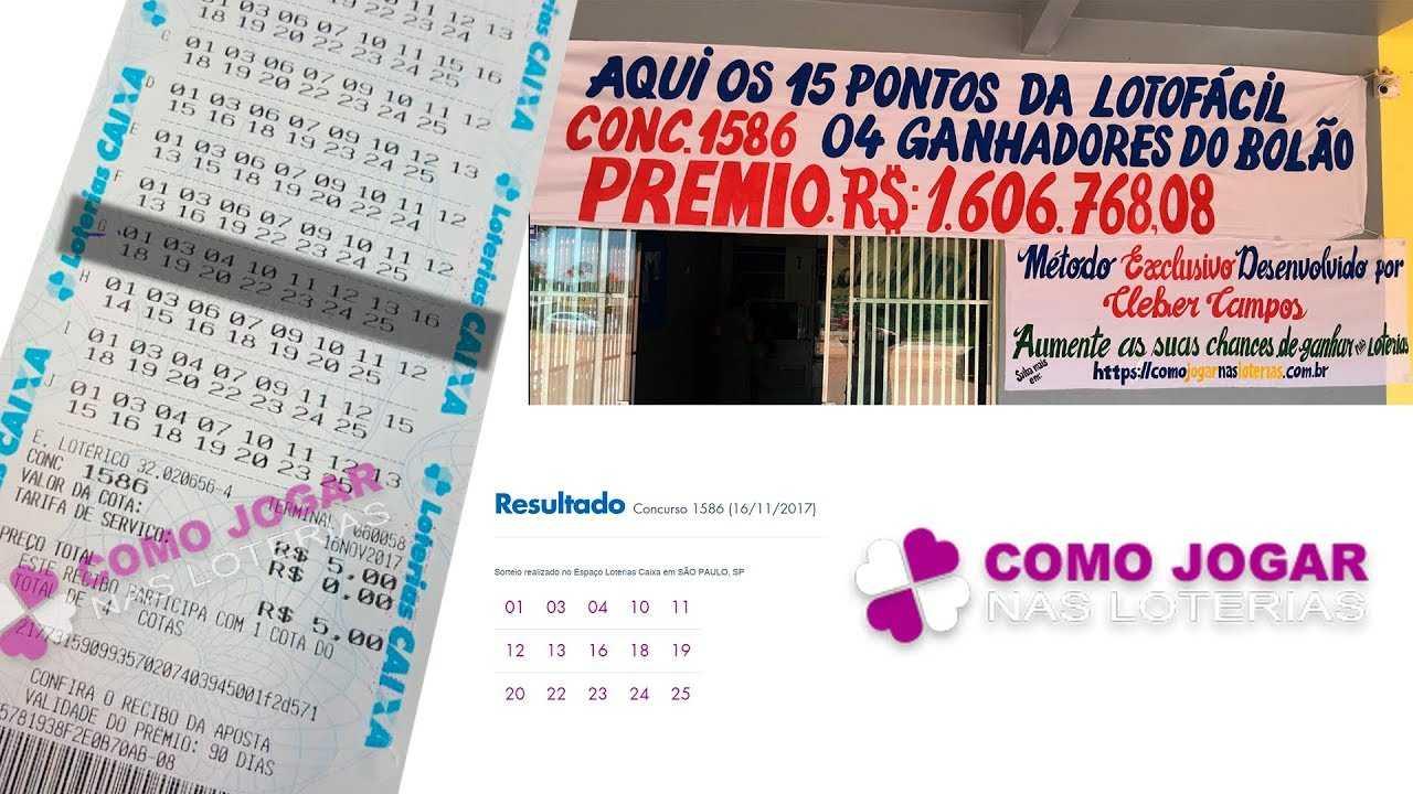 Conseils Lotofacil Brésil