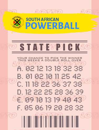 South africa powerball results › latest