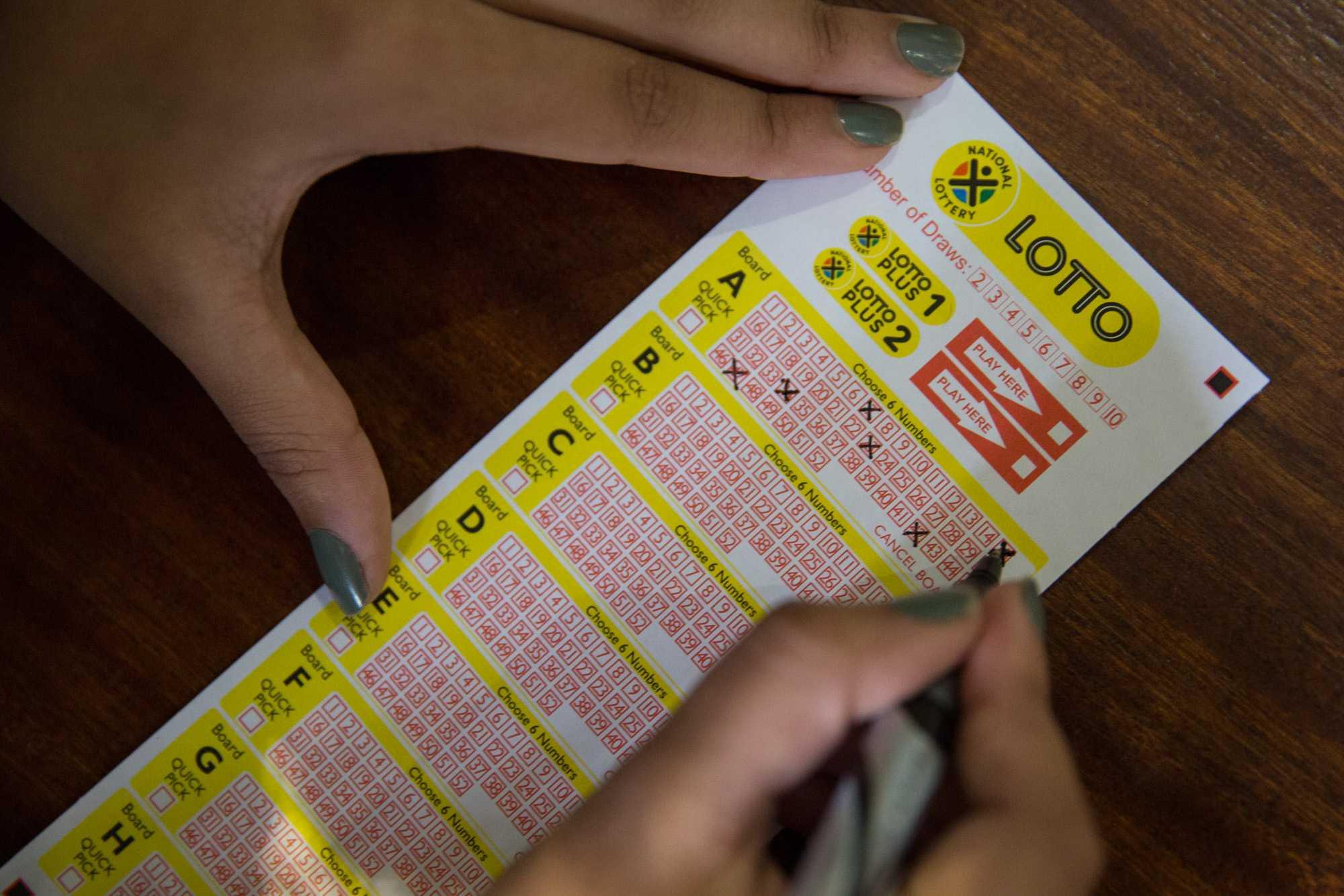Lotería de israel