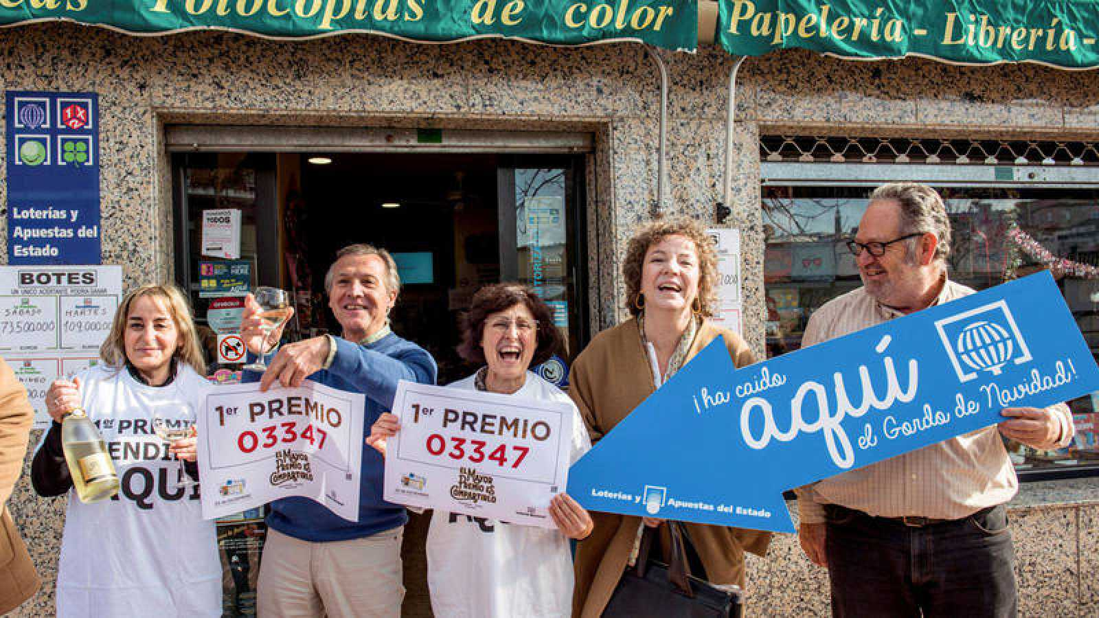 Loteria de navidad 2018, wszystkie zwycięskie liczby , Świąteczna loteria 2020