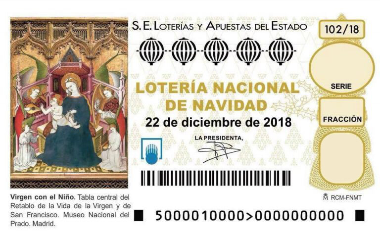 Spanish lottery euromillions