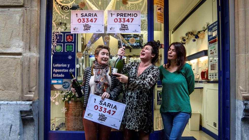 loteria świąteczna