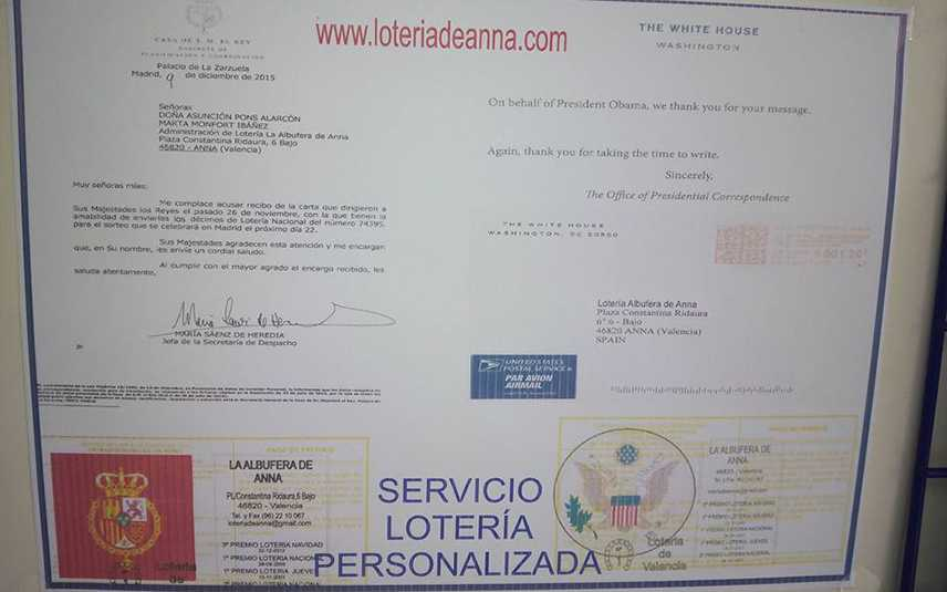 Hiszpańska loteria El Gordo