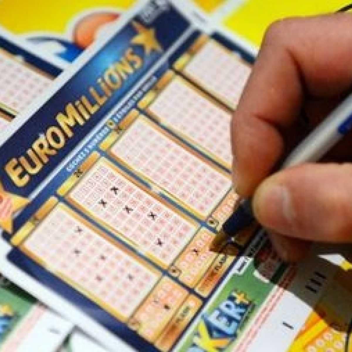 إحصائيات يانصيب EuroMillions
