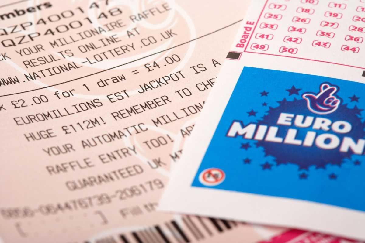 EuroMillions Lotterieergebnisse | Verkehr: 1348 | 21 August 2020