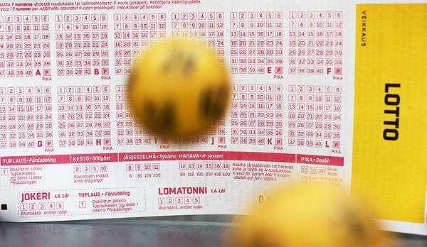 Estländskt lotterivikinglotto (6 из 48 + 1 av 8)