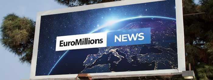 Euromillionen Ergebnisse - von neuesten Euromillionen zieht