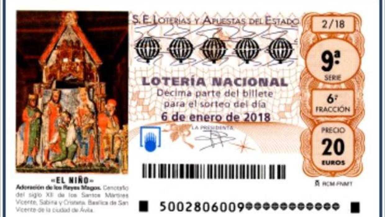 Loteria Nacional - loteria infantil