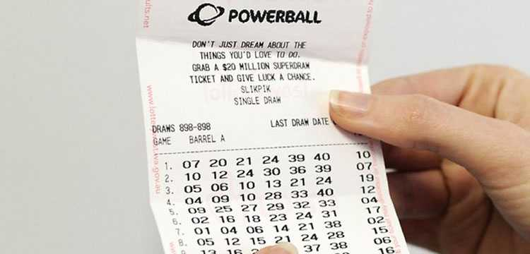 Play australia powerball online - buy tickets