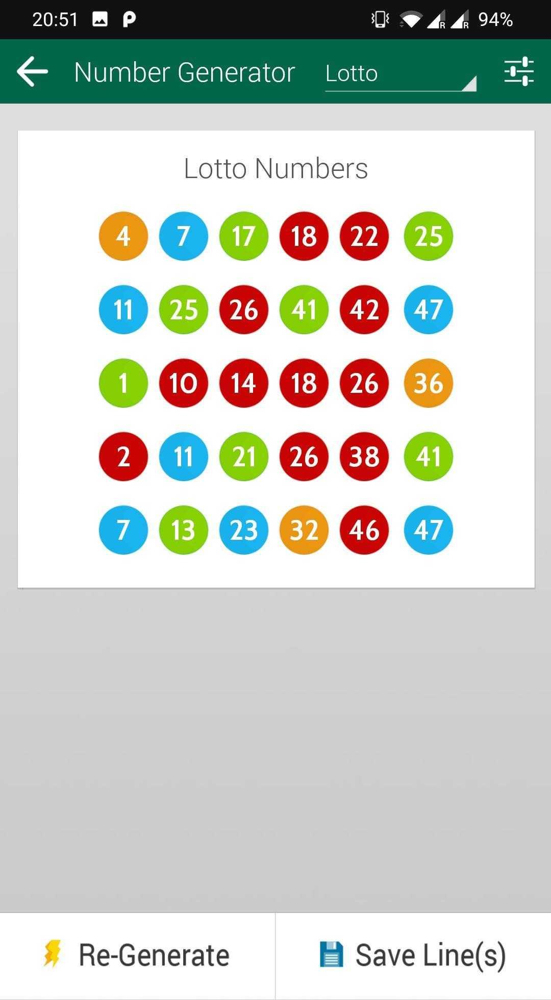 Angol lottó lottó (6 nak,-nek 59)
