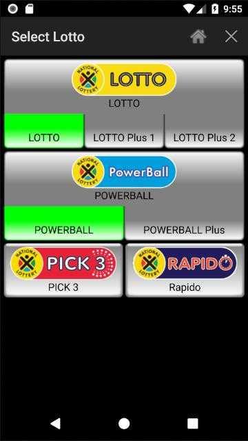 Loteria południowoafrykańska (6 z 52)