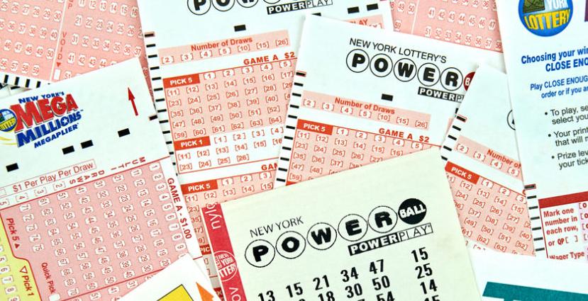 сша лотерея