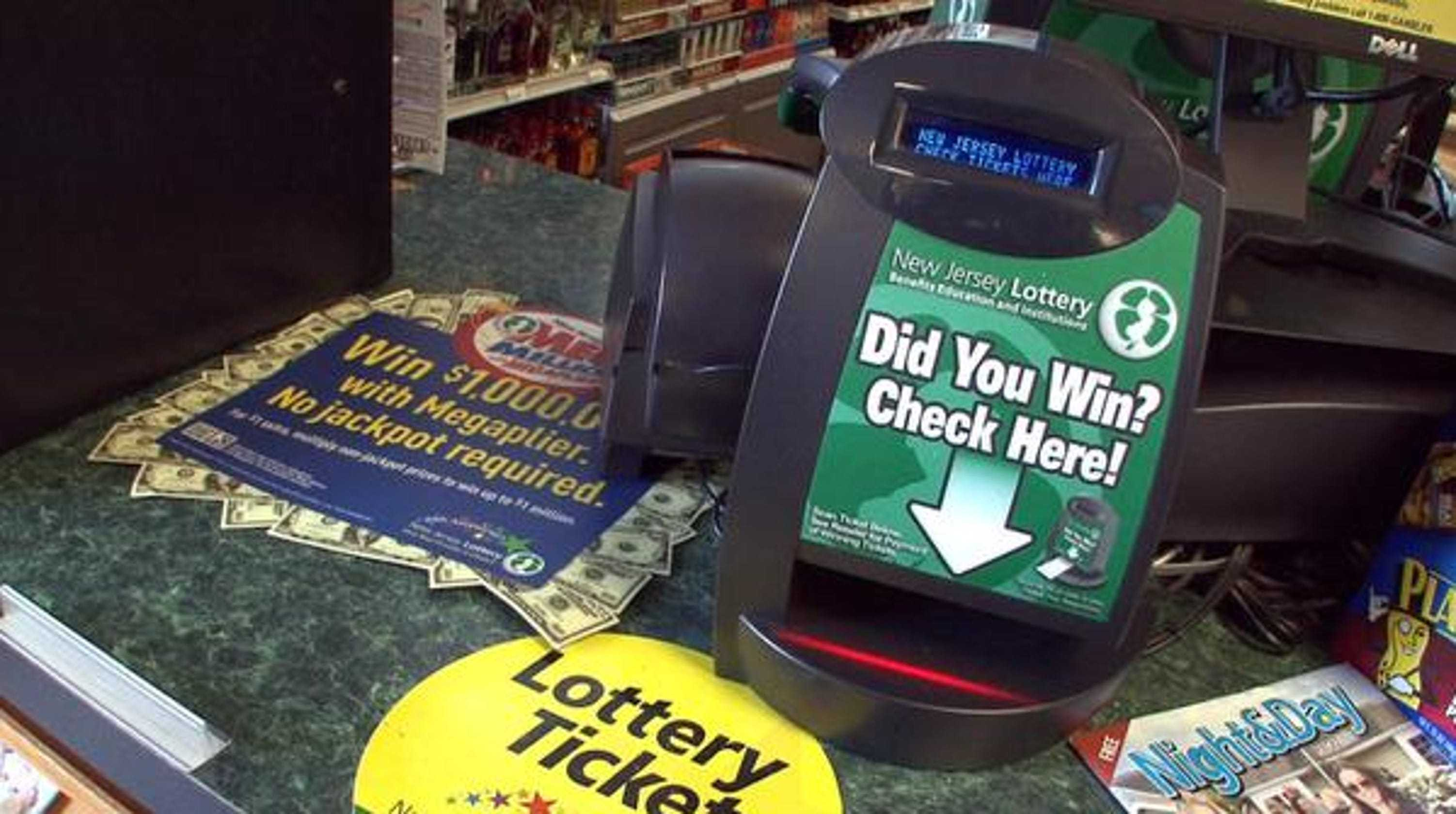 Нью-джерси pick 6 xtra | big lottos