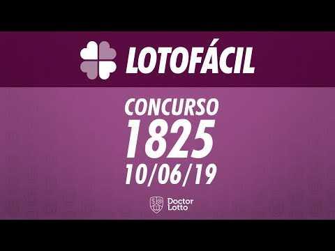 Résultats du tirage de la loterie du Lotofácil au Brésil | sourire