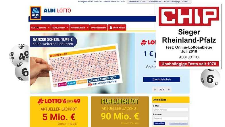 Preisvergleich: lotto deutschland (6 aus 49) | lottodeals.org