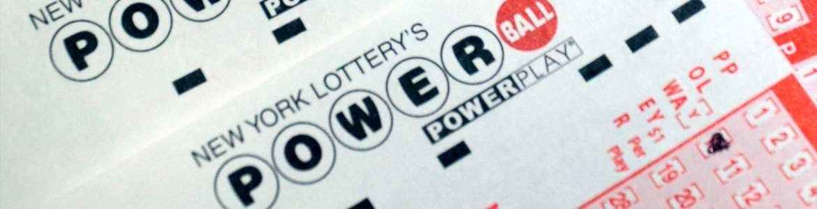 "Arkivera lotto ""powerball"" för 1992 år"