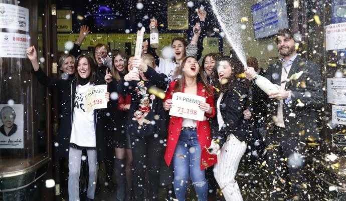 """Hiszpańska loteria """"el gordo de navidad"""""""