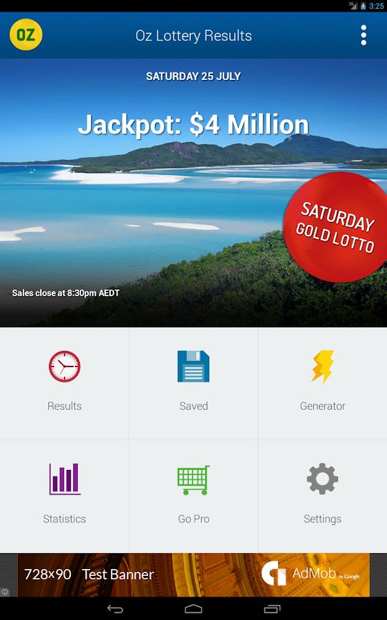 Australia lørdag lotto resultater - oz lotto