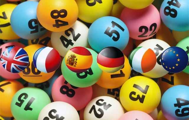 Loterie européenne Eurojackpot (5 из 50 + 2 de 10)