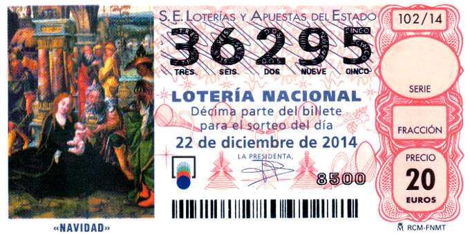 Spanyol lottó
