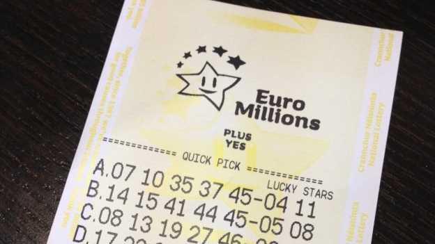 جوائز Euromillions | فرص الفوز في EuroMillions