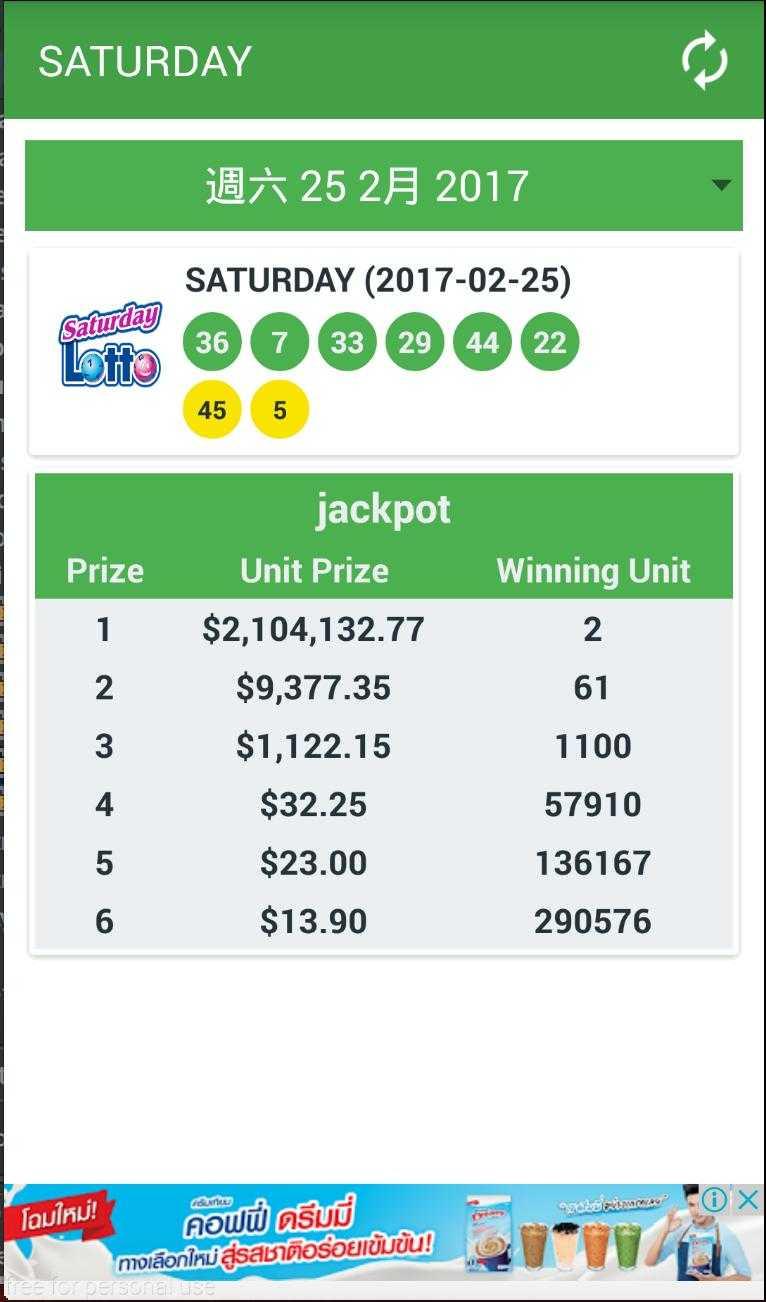Oz Lotto australsk lotteri - regler + instruksjon: hvordan kjøpe billett fra Russland | lotteriverden