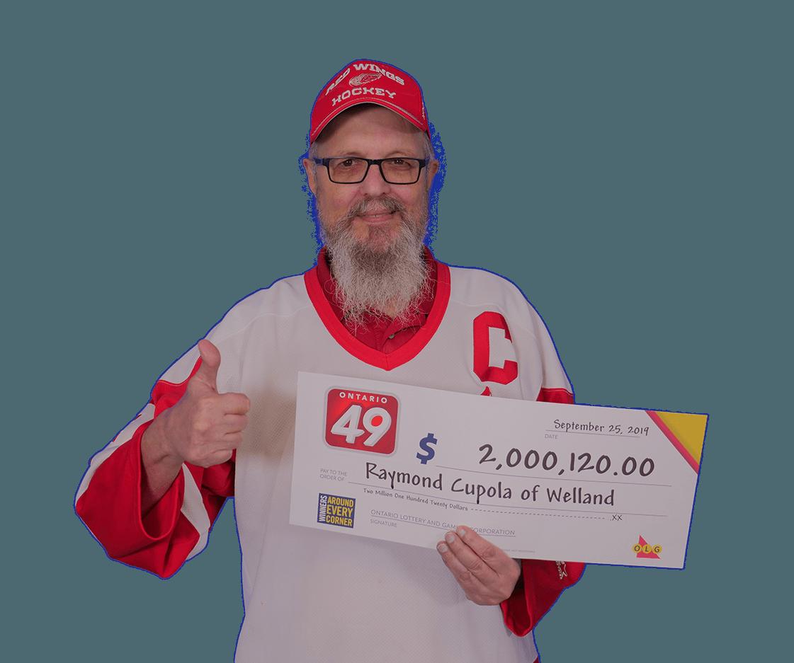Канадская лотерея ontario 49