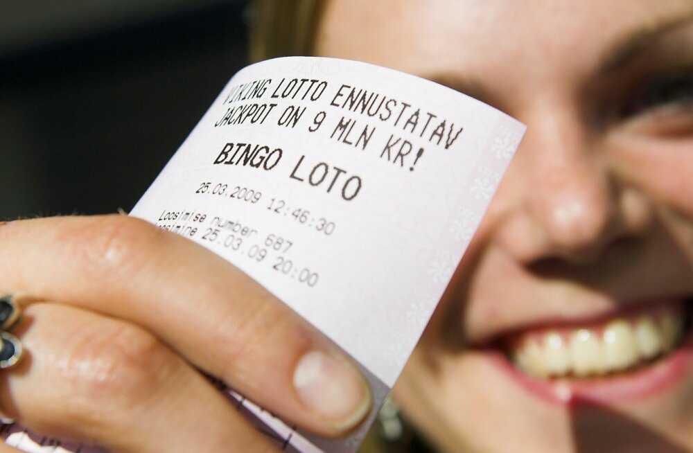 Estonia bingo loto: latest results & information