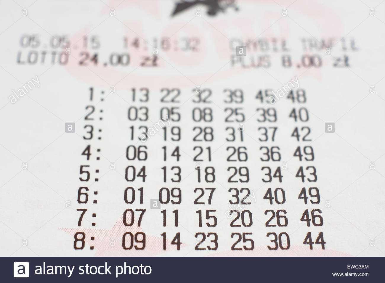 Polska loteria mini lotto