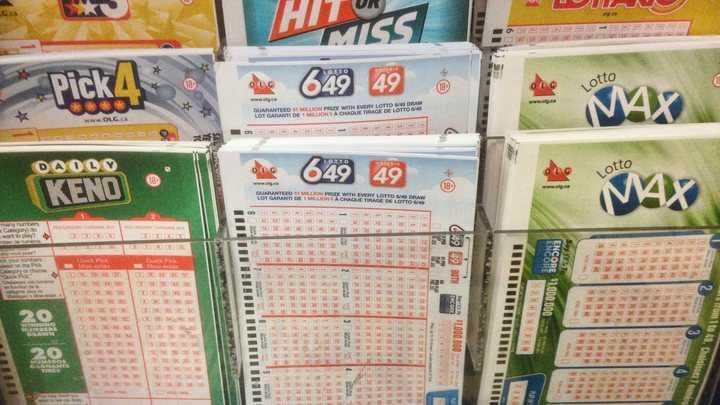 Канадская лотерея quebec 49 (6 из 49)