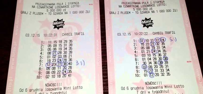 How to win poland mini lotto