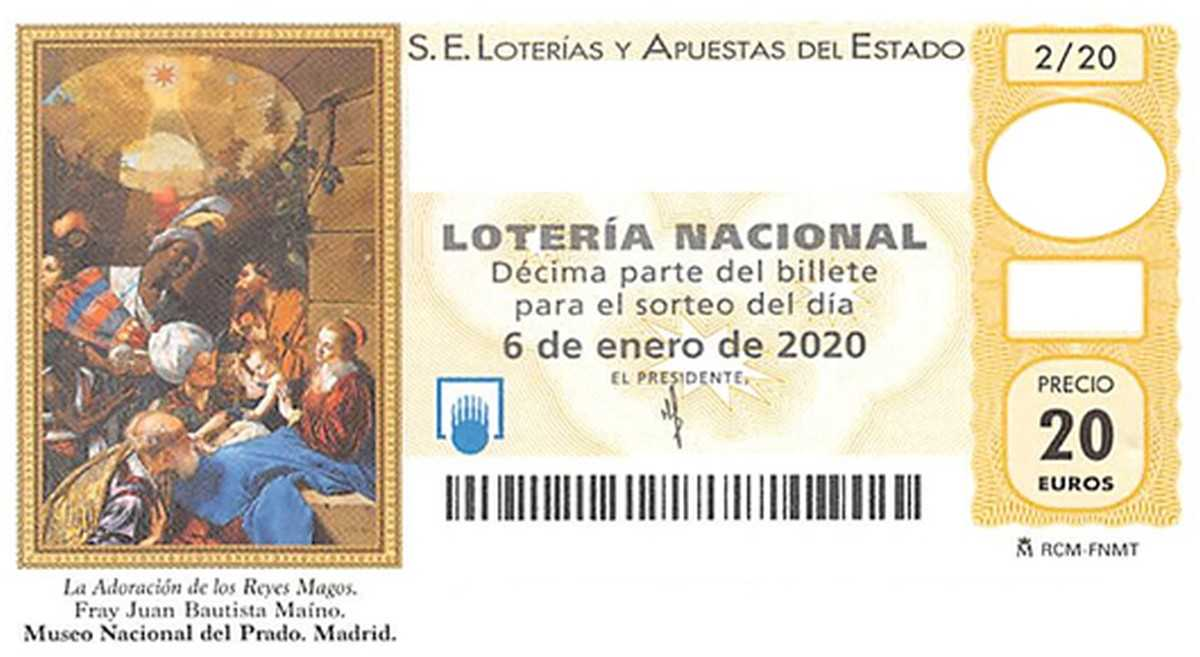 Buy children's lottery online 2021 - décimos at lotopia.com