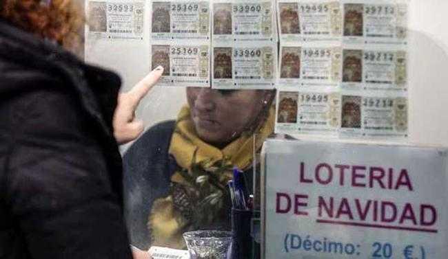 navidad lottery