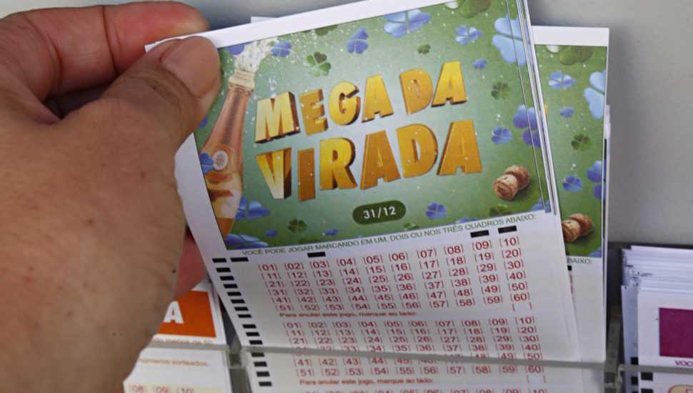 Brasil - mega-sena