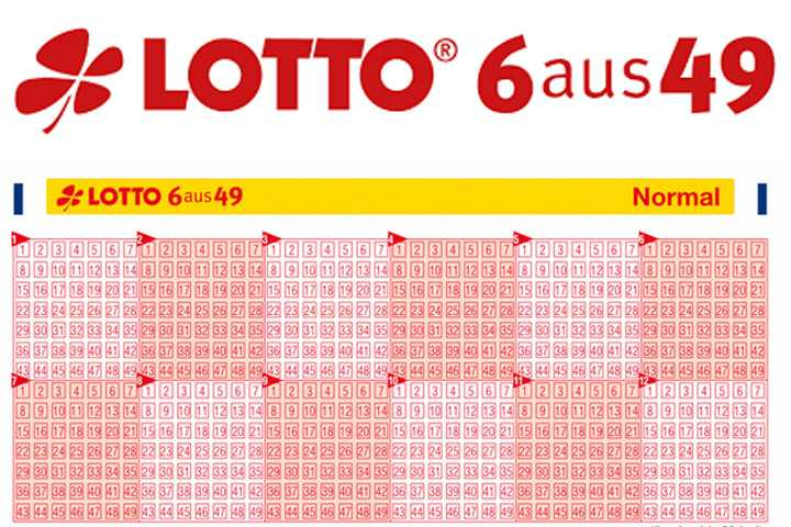 Lotto 6 Fora 45 jogue online