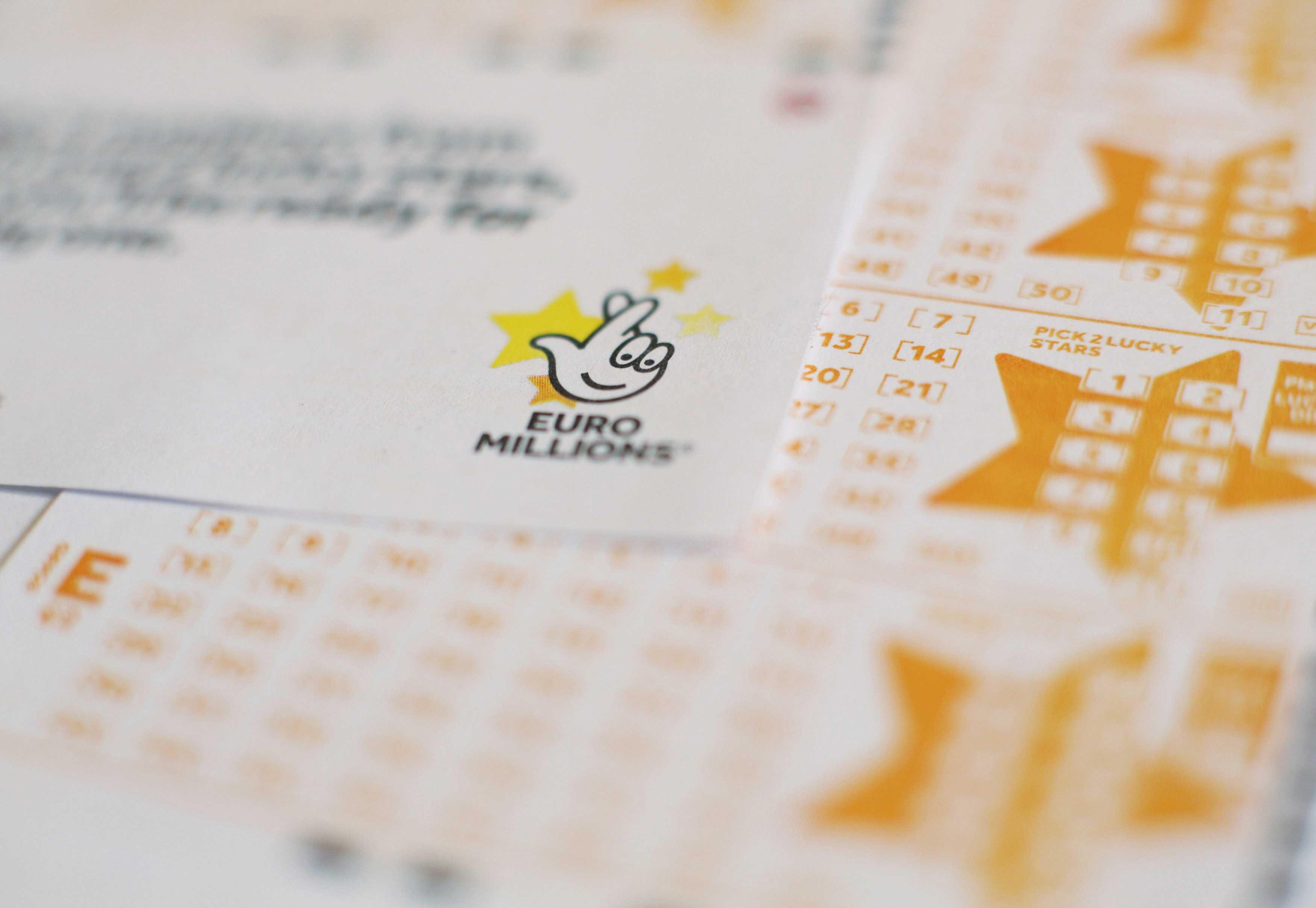 أكبر الفائزين بالجائزة الكبرى في Euromillions