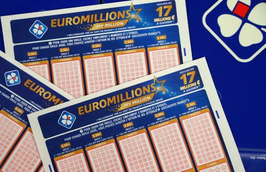 วิธีรับรางวัล euromillions