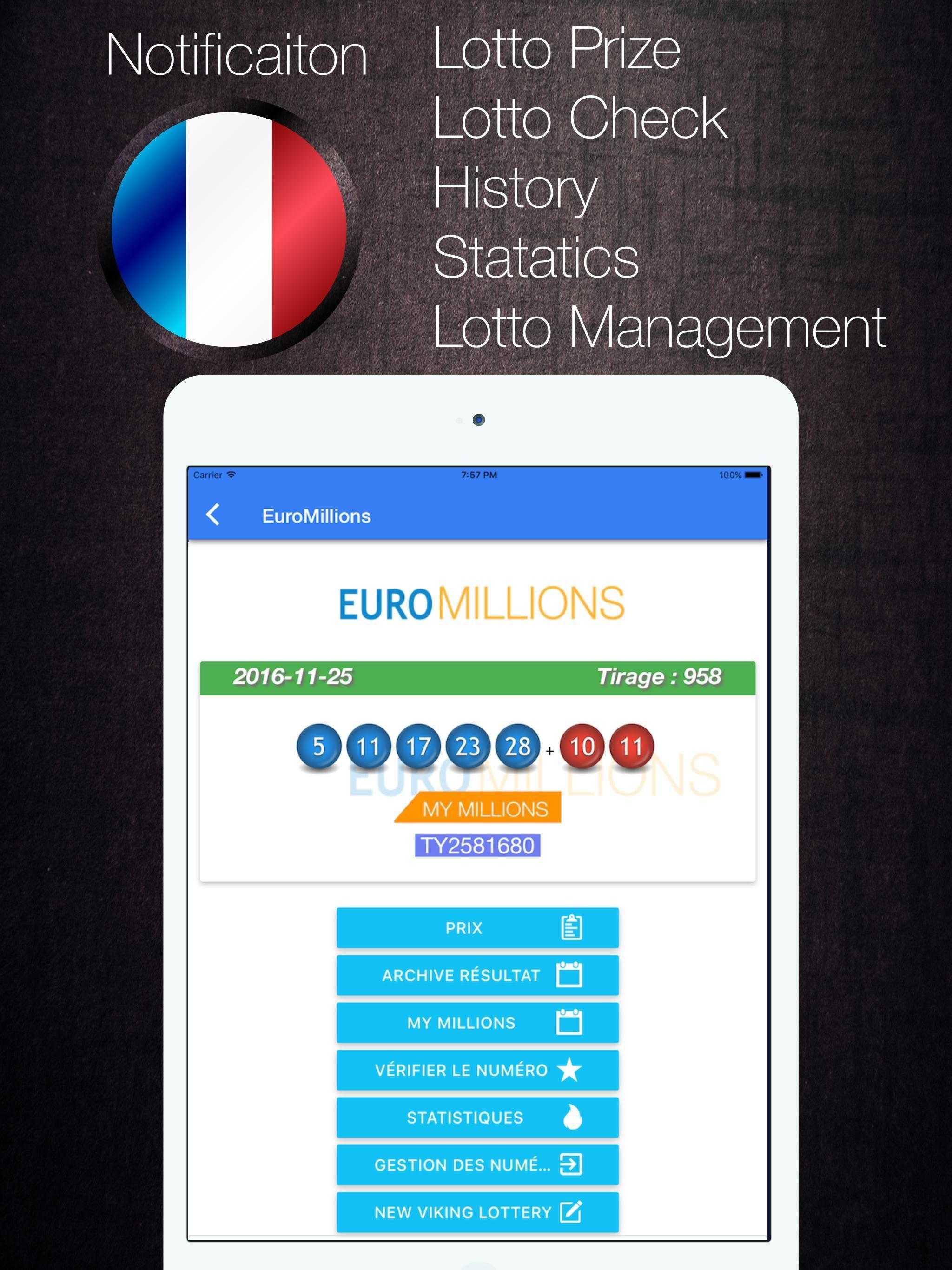 เล่นล็อตโต้ฝรั่งเศสออนไลน์: เปรียบเทียบราคาที่ lotto.eu