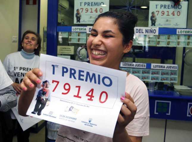 Hiszpańska loteria bożonarodzeniowa - timeloteria