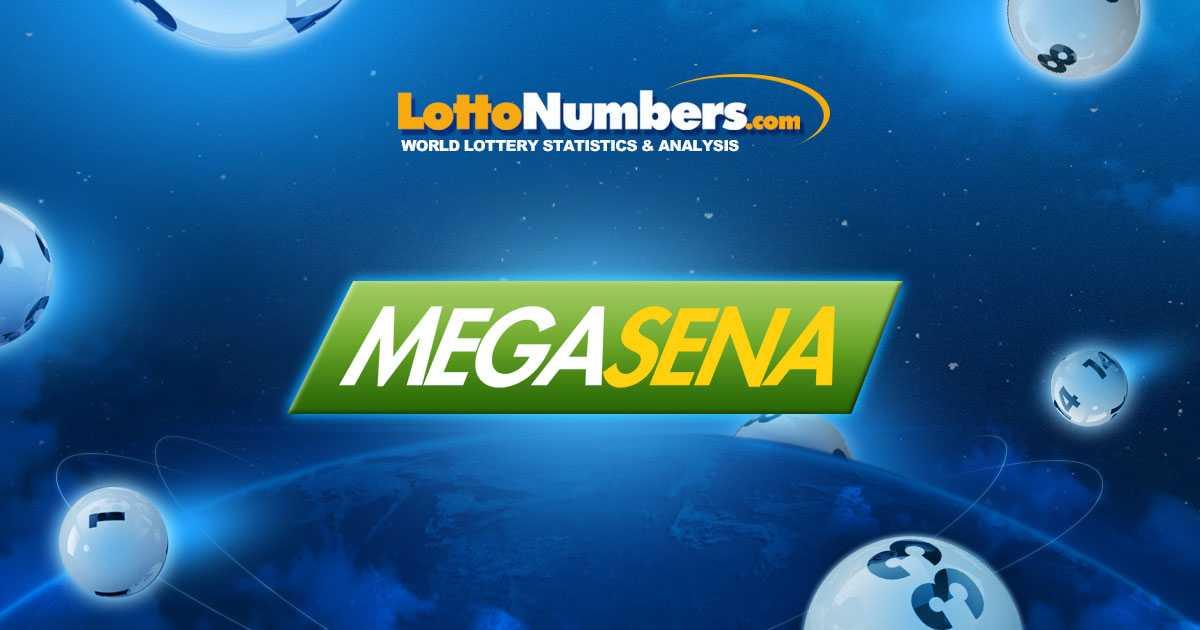 Mega sena numbers and statistics | mega sena results and jackpots