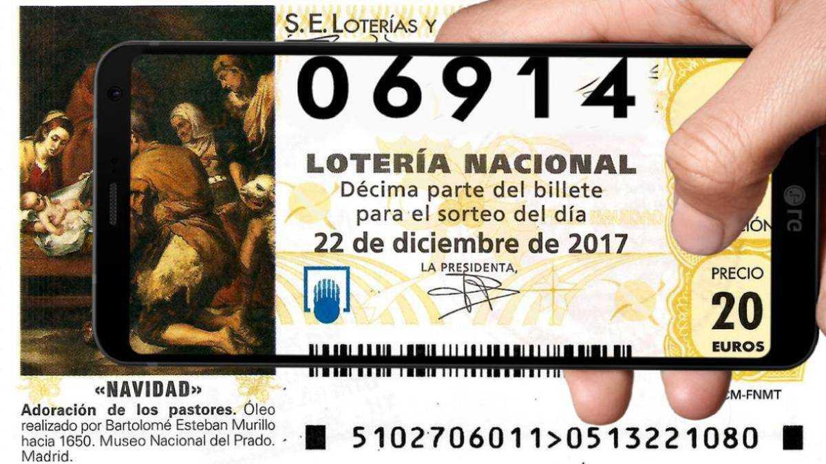 Znajdź świąteczny numer loterii 2020