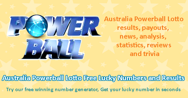 Powerball numeri australia | lotteria power ball | lottosmile