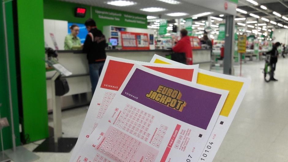 Evropské loterie