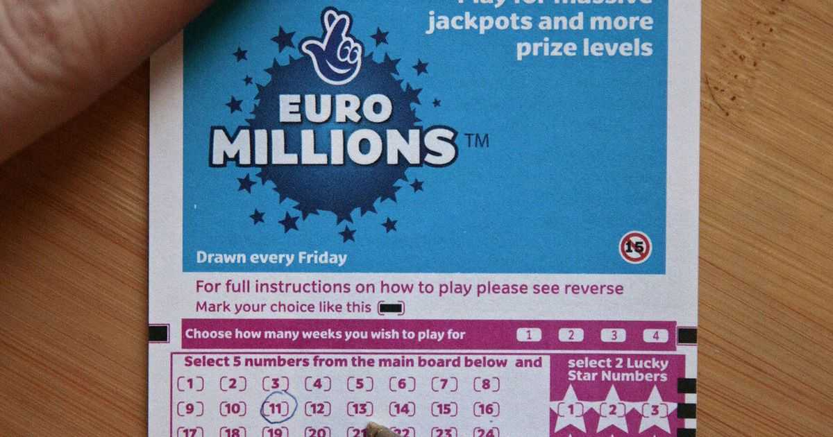 The next euromillions superdraw will take place on 3rd july 2020